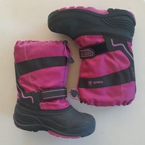 KAMIK Girl's Winter Snow Boots